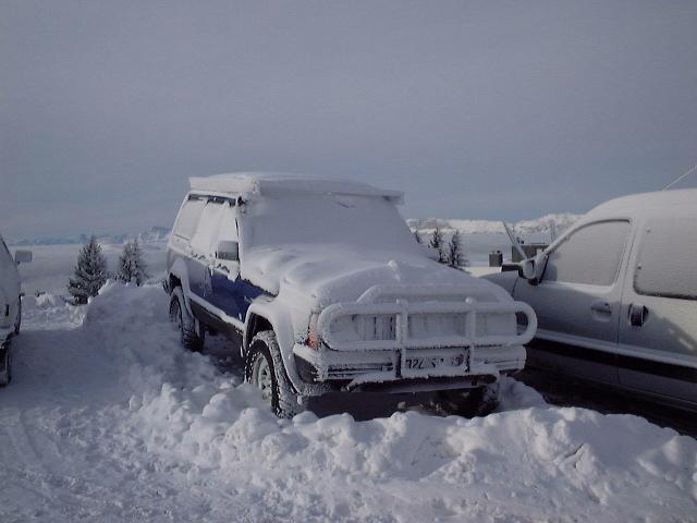 temperature la plus froide du monde